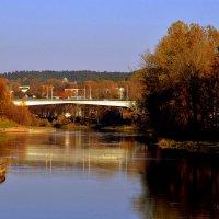 Вильнюс мост через Вилию-2... :: Dmitry Chudnovsky