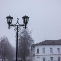 одиночество в тумане :: Александра Кондакс