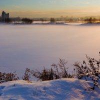Синий туман.. :: Анатолий Иргл