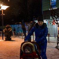 Стрит(Ангелы и Демоны...). :: Валерий Молоток