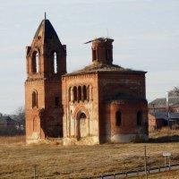 Церковь Святого Георгия в армянском селе Султан Салы... :: Тамара (st.tamara)