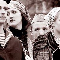"""""""Взгляд из прошлого... """" - я тебя вижу..... :: Дмитрий Иншин"""