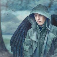 Ангел ... :: АЛЕКСЕЙ ФЕДОРИН