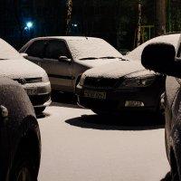 Первый снег :: Никола Н