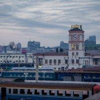 Вокзальное... :: Сергей Офицер