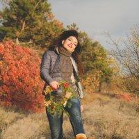Теплая осень :: Алена Лебедева