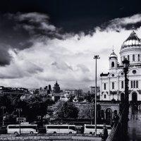 Вид с Патриаршего моста :: Степан Филёв