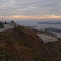 Вид на Самару с вертолётной площадки :: Ирина ***