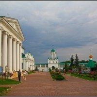 Спасо-Яковлевский Димитриевский мужской монастырь :: Дмитрий Анцыферов