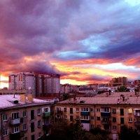 Забайкальский закат :: Катя Медведева