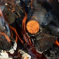 Огонь :: Полина Гудина