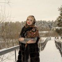Холодно :: Диана Мелина