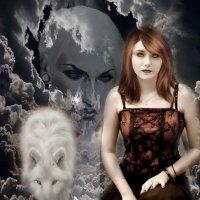 Одинокая волчича :: Сергей