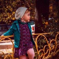 Юная модель :: Елена Гажиу