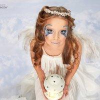 проект куклы - Ангелок :: Юлия Дмитриева