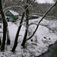 ...декабрь, и скоро Новый год... :: Евгений Юрков