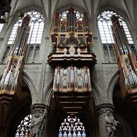 Орган собора Святых Михаила и Гудулы :: Елена Павлова (Смолова)