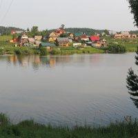 У озера :: Олег Карташов