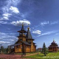 Храмовый комплекс Архангела Михаила :: Vlad Moscow