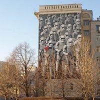 Парад имперских штурмовиков... :: Николай Дони