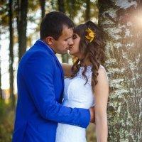 Свадьба Сергея и Виталии :: Екатерина Бражнова