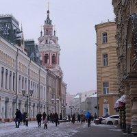 Москва... последний день осени. :: Геннадий Александрович