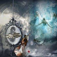 «В зеркалах из туманной, размытой мечты ...» :: vitalsi Зайцев
