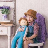 Кукла с куклой :: Irina Rudakova