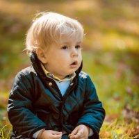 ребенок :: Ekaterina Sharkova