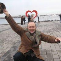 Уличные наблюдения: Днепропетровск - город любви. :: Алекс Аро Аро