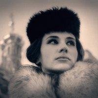 Женский портрет 88 :: Цветков Виктор Васильевич