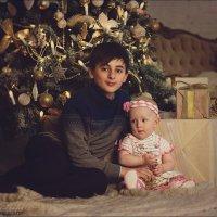 Брат и сестра :: Ирина Лепнёва