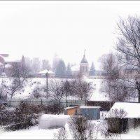 Первый день зимы... :: марк