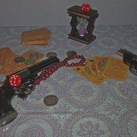 Карты, деньги, два ствола... :: Павел Зюзин