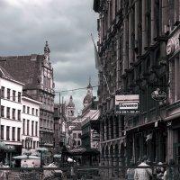 Бельгийские улочки... :: АндрЭо ПапандрЭо
