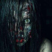 In darkness/Zombie :: Olya Lanskaya