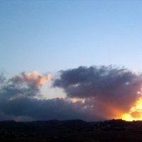 Закатный луч :: Герович Лилия