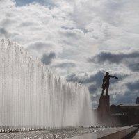 Памятник В.И. Ленину Московская площадь СПБ :: Александр Кислицын