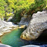 Река Мачара в Абхазии :: Денис Кораблёв