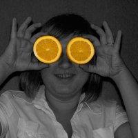 апельсиновое настроение :: Александра Кротикова