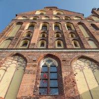 Стена Кафедрального собора в Калиниграде :: Светлана