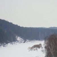 На зимних дорогах Урала :: Андрей Смирнов