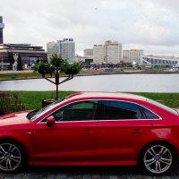 Red car :: Николай Н