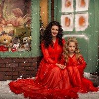 Мама и дочь :: Светлана