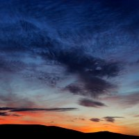Ночное небо :: Виктория Браун