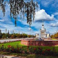 ВДНХ. Москва. :: Viktor Nogovitsin