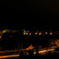 Ночь :: Сергей Титаренко