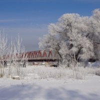 Мост в Зиму :: Наталия Григорьева