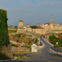 крепость утром :: ruslan romaniuk