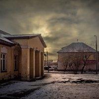 По тихим улочкам... :: Pavel Kravchenko